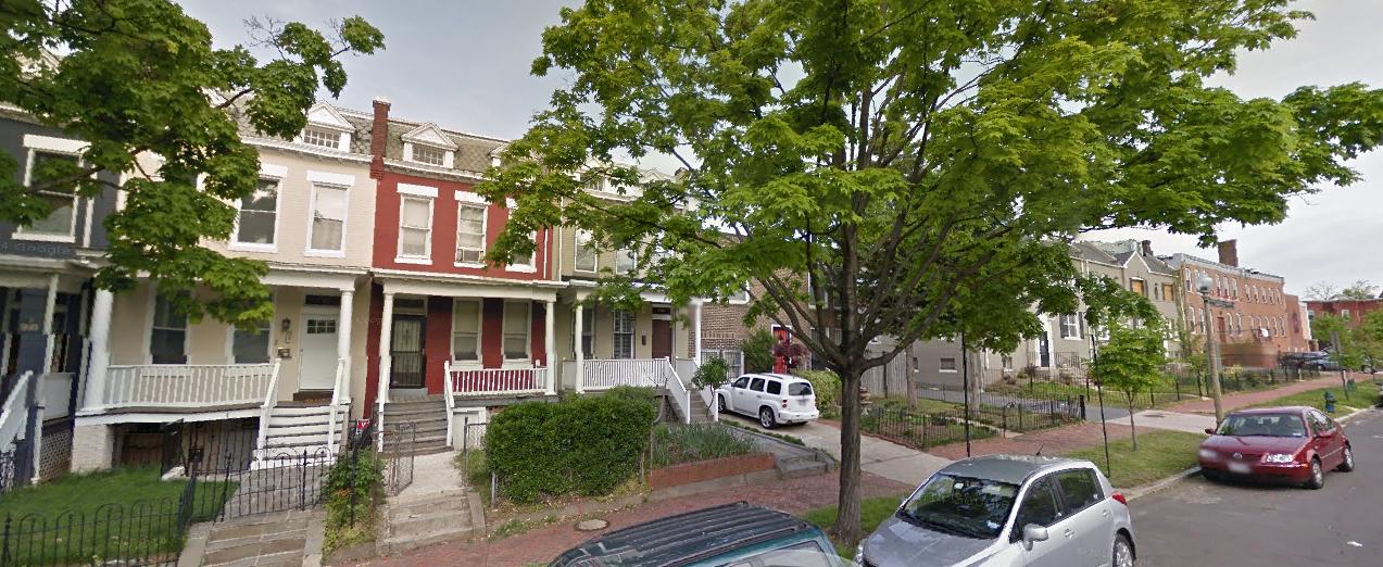Potomac Gardens Apartments Washington Dc